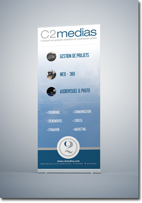 Supports de communication - C2medias