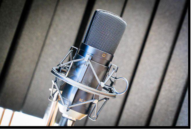 Captation et enregistrement audio, en studio ou en mobilité - C2medias